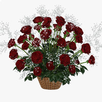 3dsmax rose