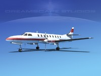 metroliner corporate sa226 swearingen 3ds