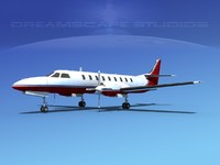 metroliner corporate sa226 swearingen obj