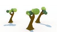c4d tree hd