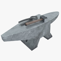 3ds max anvil