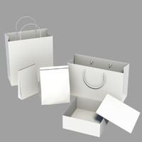 paper bags n 3d model