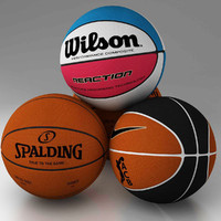 3d basket ball