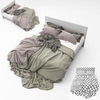 3d model bed 15