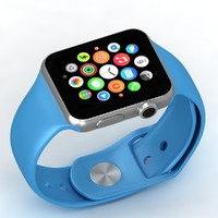 apple watch 3d max