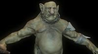 3d trolls s model