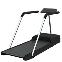 gym tool treadmill 3d model
