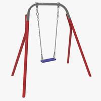 maya single swing