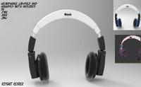 3d headphone