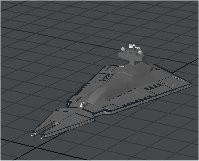 lightwave imperial viceroy star destroyer