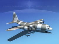 lightwave cargo lockheed c-130 hercules air