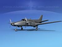 3d propellers vbm beechcraft c-6