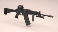 AK (Sayga-12K)