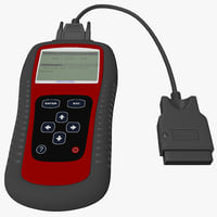 3d model scanner code reader autel