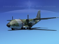 3d propellers c-27 spartan transports