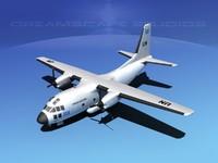 3d aircraft c-27 spartan
