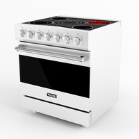 Viking 30-3 Series Self-Cleaning Electric Range - RVER