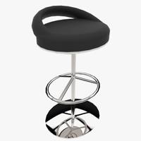 bar stool fbx