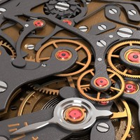 max watch mechanism
