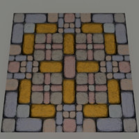 Stones Bricks 2 Texture Tile