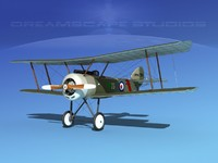cockpit sopwith pup 3ds