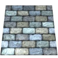 Stones Bricks 3 Texture Tile