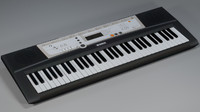 yamaha psr-e203 keyboard synthesizer 3d ma