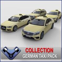 max german taxi