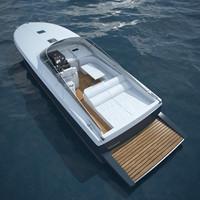 3d orca 45 yacht