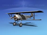 max high-poly nieuport 17