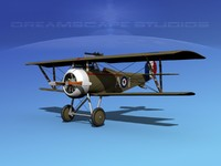 maya nieuport 17 fighter aircraft