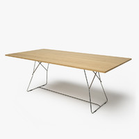 posse table design c4d