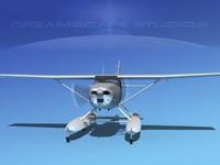 3d propeller cessna 182 skylane