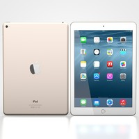 c4d apple ipad air 2