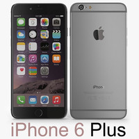 Apple Iphone 6 Plus Gray