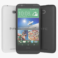 htc 510 white 3ds