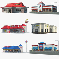 Fast Food Collection 002