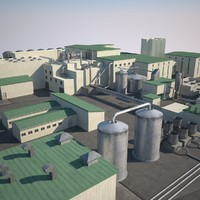 3d starch factory