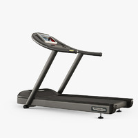 3d techno treadmill
