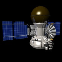 Venera 9 Spacecraft
