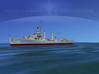 anti-aircraft destroyers class gleaves max