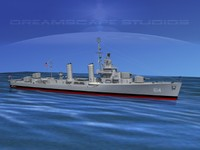 3d anti-aircraft class destroyers