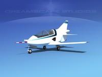3d max plane bd-5 bede bd-5j