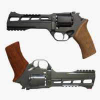 3d chiappa rhino revolver s w model