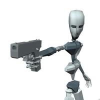 Gun aim