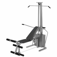 tool gym pectoral 3ds