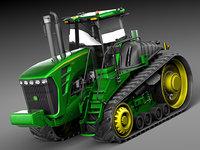 john deere tractor 3ds