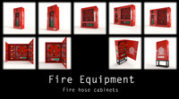 Fire Hose Cabinets Collection