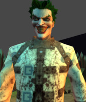 animations character 3d model