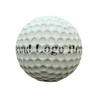 3d golf ball diffuse normal